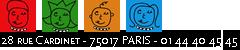 28 Rue Cardinet - 75017 Paris - 01 44 40 45 45